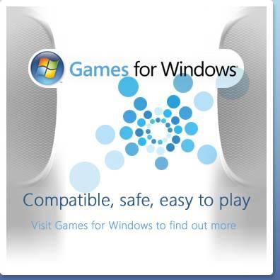 Games For Windows: a sticker with meaningless guarantee?