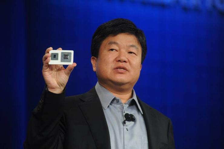 Intel's Eric Kim