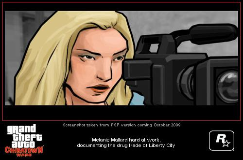 GTA: Chinatown Wars gets exclusive character on PSP
