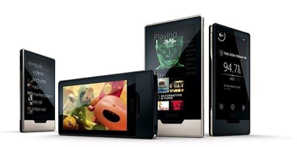 The original Tegra mobile processor appeared in Microsoft's Zune HD