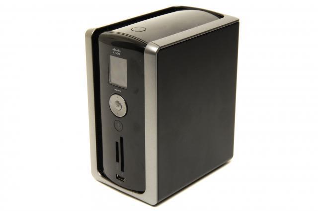 Linksys by Cisco Media Hub NMH405 NAS device