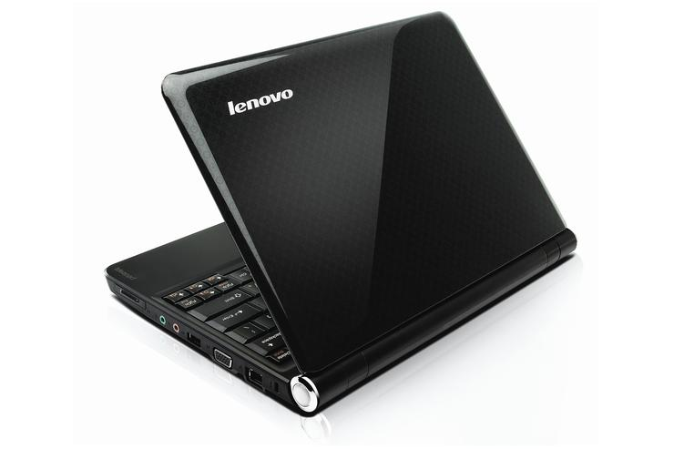 Lenovo's new 12.1in IdeaPad S12 netbook.
