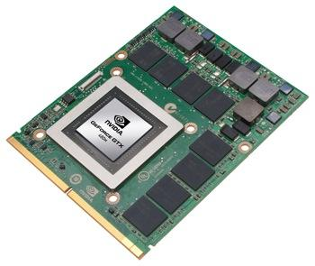 Nvidia GeForce GTX 480M