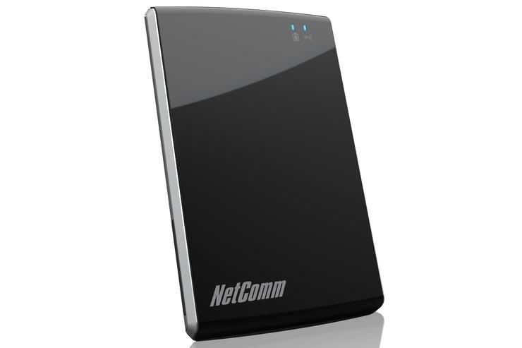 NetComm's MyZone mobile 3G Wi-Fi router.