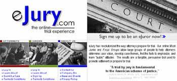 Joining a Virtual Jury