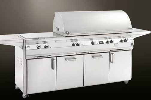 Fire Magic's Echelon 1060 barbecue