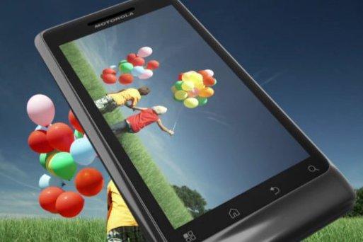 Motorola Milestone 2 (Image credit: engadget.com)