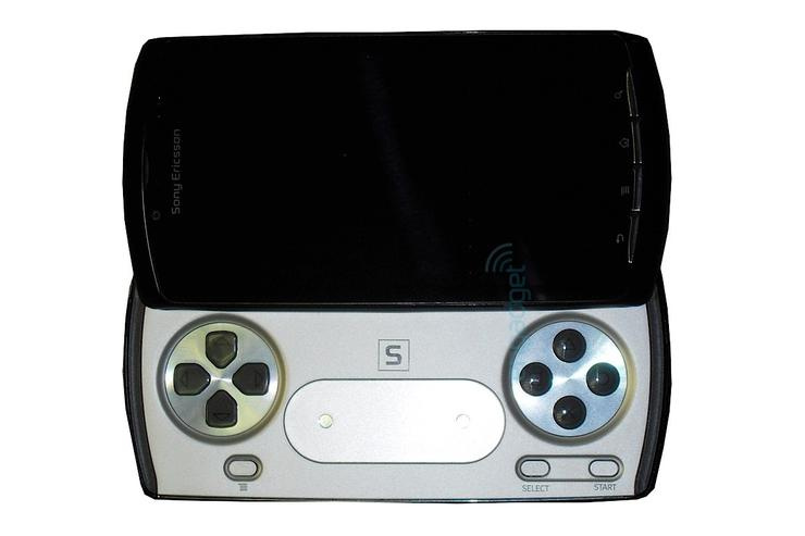 The PlayStation Phone <i>Photo credit: Engadget</i>