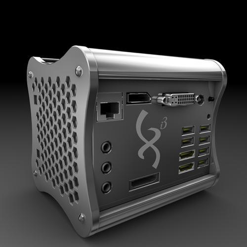 The XI3 is a modular computer design