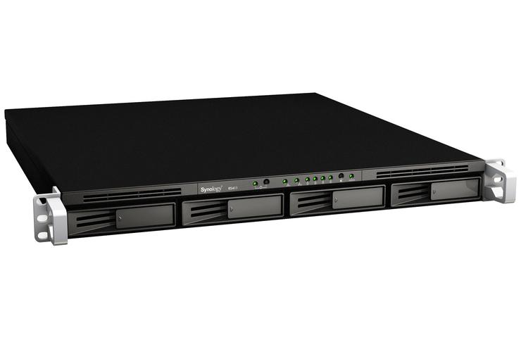 Synology RackStation RS411 NAS server