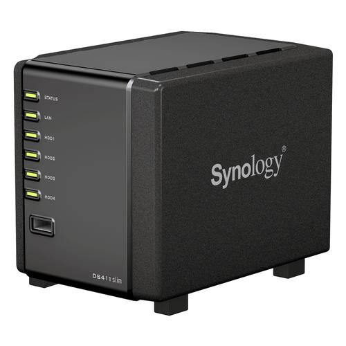 Synology DiskStation DS411slim NAS device