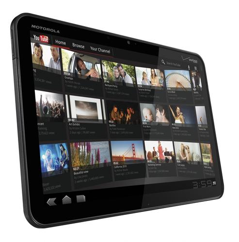 Motorola's Xoom Android tablet