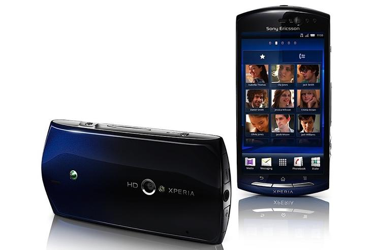 Sony Ericsson's XPERIA Neo Android phone will launch in Australia through Telstra.