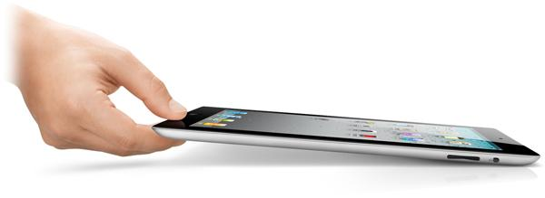 Apple's iPad 2 is thinner, lighter and faster than its predecessor, but just how much is different?