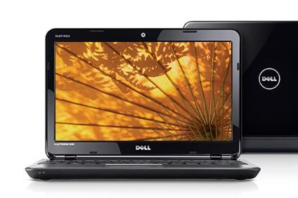 Dell Inspiron M102z, the company's first AMD Fusion-based laptop.