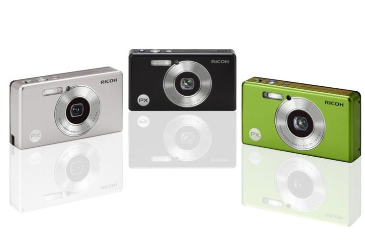 The colourful and rugged Ricoh PX Series