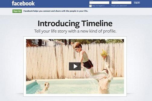Facebook Timeline 