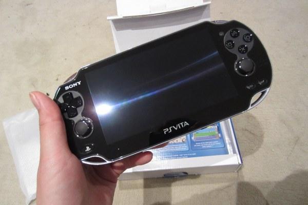 My PS Vita.