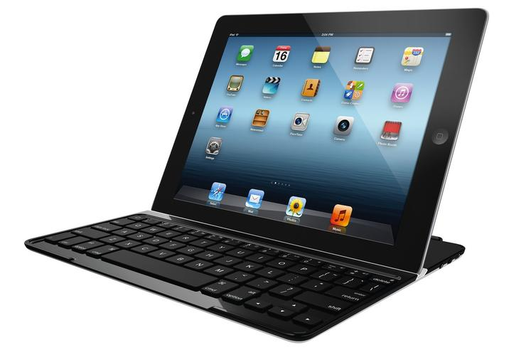 Logitech's Ultrathin Keyboard Cover for iPad