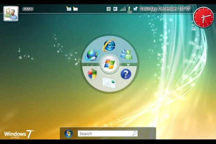 Windows 7 screenshot