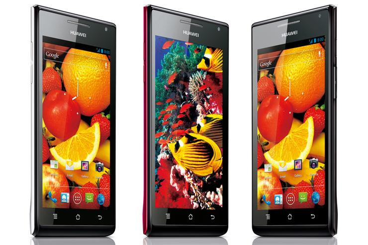 The Huawei Ascend P1 is now available through Dick Smith for $499