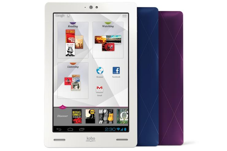The Kobo Arc Android tablet: coming to Australia in November