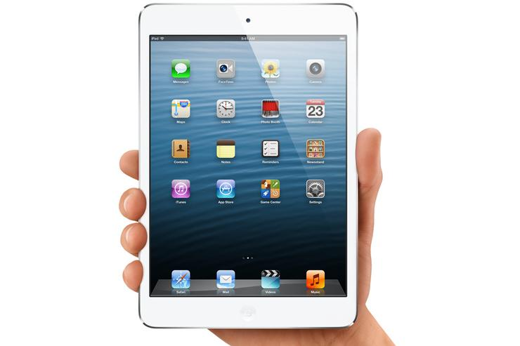 We go hands-on with Apple's iPad mini.