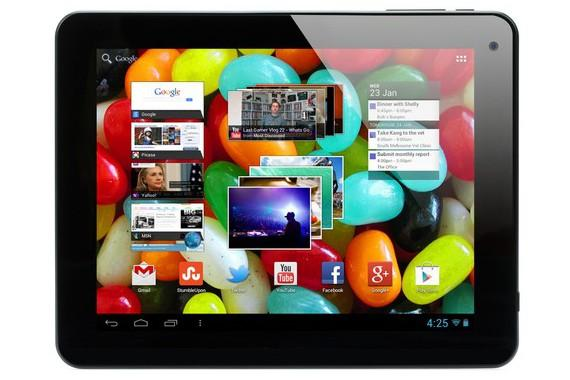 The Kogan Agora 10-inch is one of two new Android tablets.