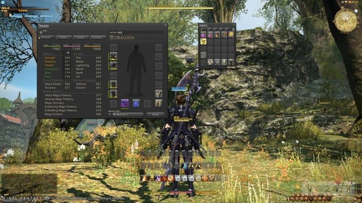 Final Fantasy XIV: A Realm Reborn beta testing begins - PC World ...