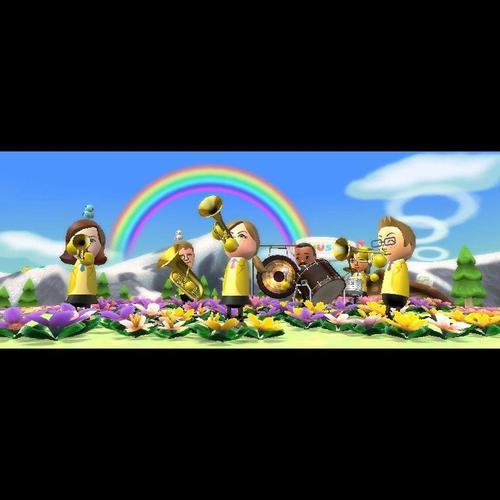 Wii Music.