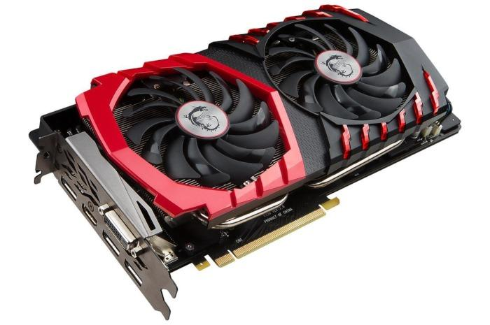 Newegg's selling a GeForce GTX 1070 Ti with MSI's potent custom