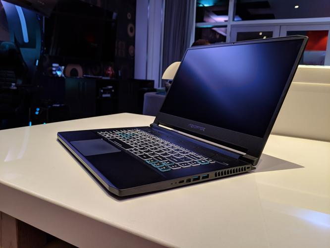 Acer Unleashes Predator Triton 900 Convertible with RTX 2080 Graphics