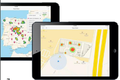 MicroStrategy 10 offers new mapping features.
