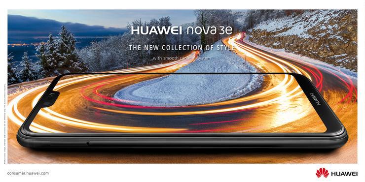 Huawei target mid-tier buyers with Nova 3e and Nova 2 Lite