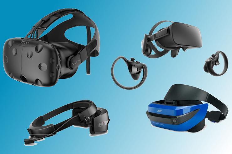 beb515e2c20a HTC Vive vs. Oculus Rift vs. Windows Mixed Reality  What s the ...