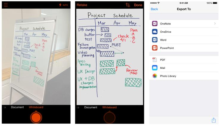 Microsoft's mobile apps will get better image capture and OCR via