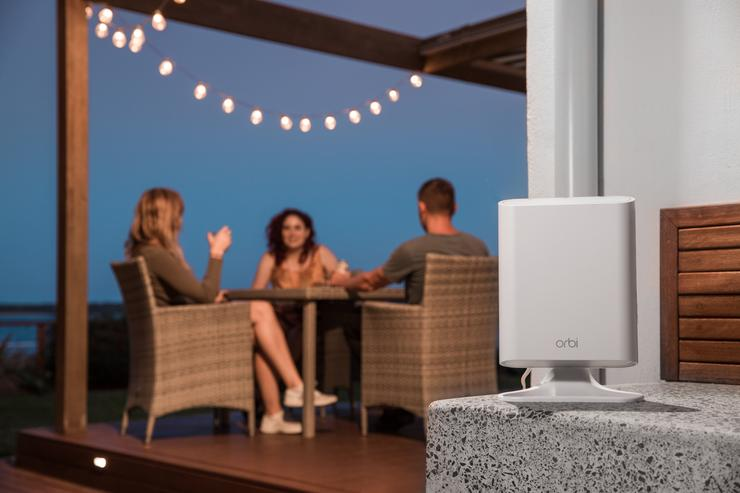 Netgear introduces new weather resistant Orbi outdoor