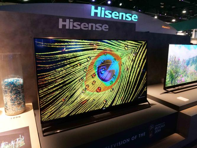 CES 2018: Hisense's 2018 TV Lineup Is 'A Whole Other Story' For