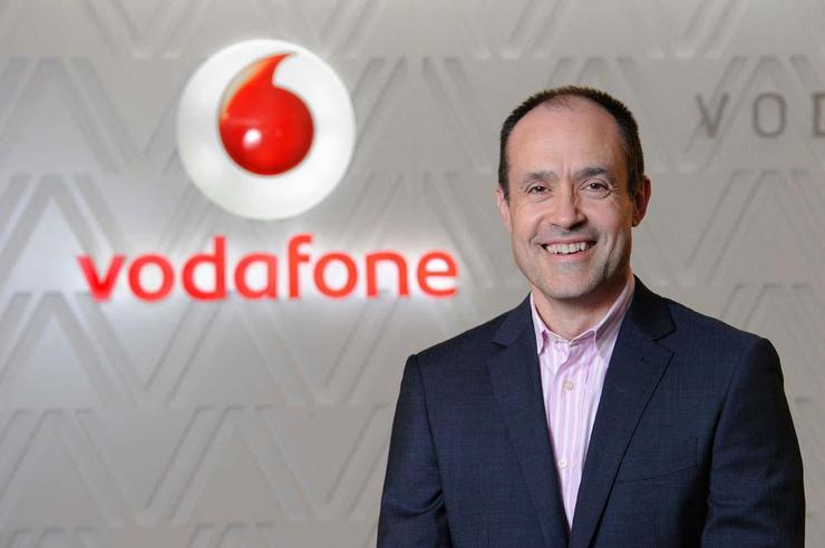 Vodafone Australia CEO Iñaki Berroeta. Credit: Vodafone