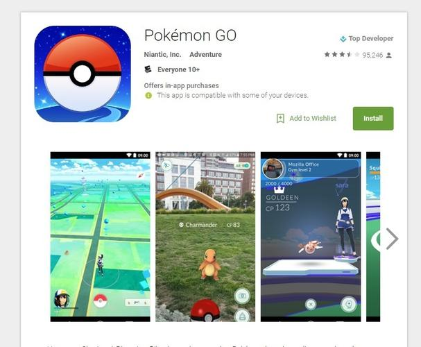 Sideloaders beware: a Pokemon Go knock-off contains malware