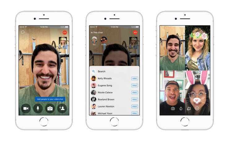 Group Video Calls Just Got a Lot Easier on Facebook - PC