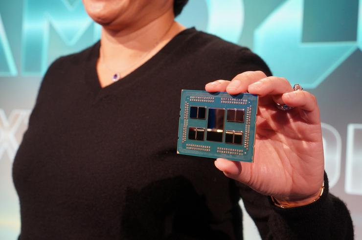 AMD unveils 7nm Zen 2 microarchitecture for its future family of processors