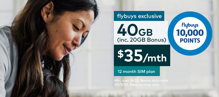 Optus Flybuys plans