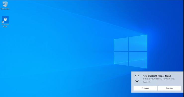 Windows 10 Insider build simplifies Bluetooth pairing