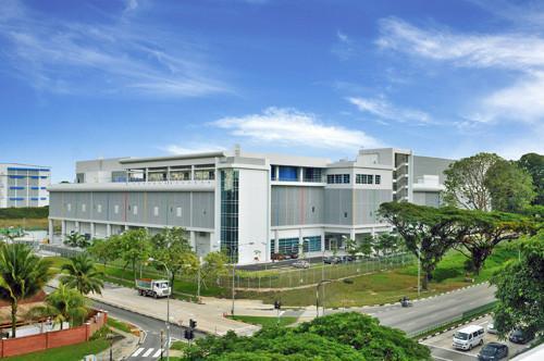 Google's Singapore data center