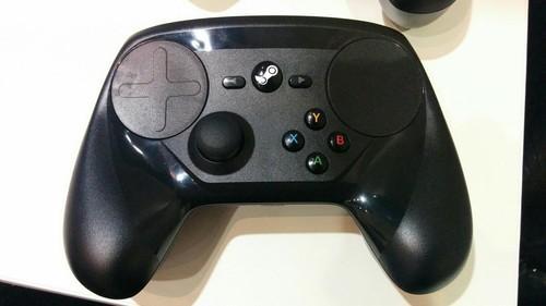 Valve's Steam Controller.