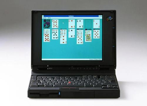 The ThinkPad 700c.
