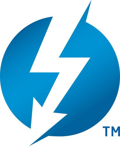 Intel Thunderbolt logo