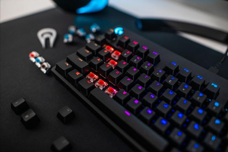 Logitech G Pro X adds user-swappable switch option