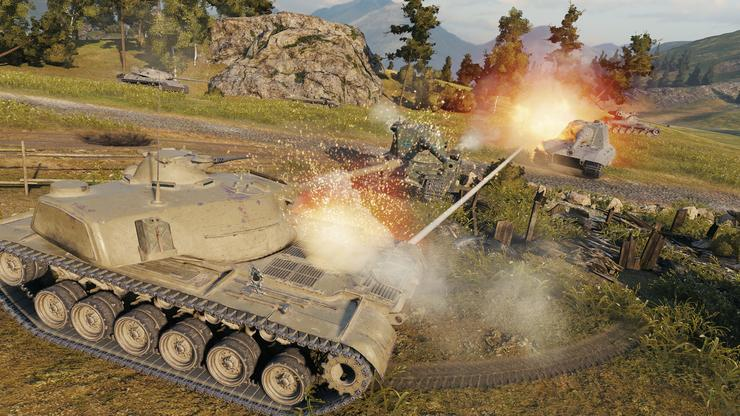Wargaming launches ANZ servers for World of Tanks - PC World